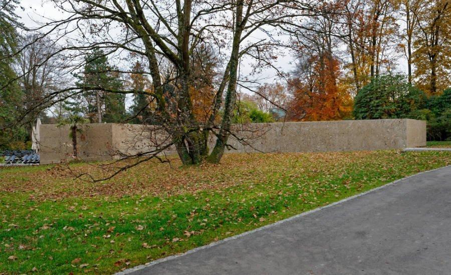 photos - Jardin Botanique Geneve