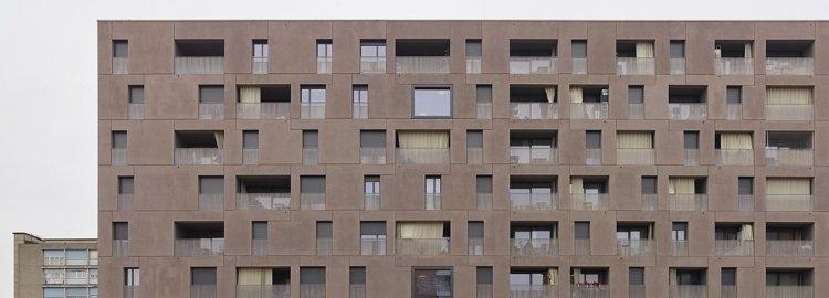 Immeuble les Communailles