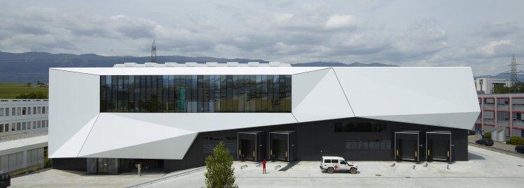 CICR - Halle logistique