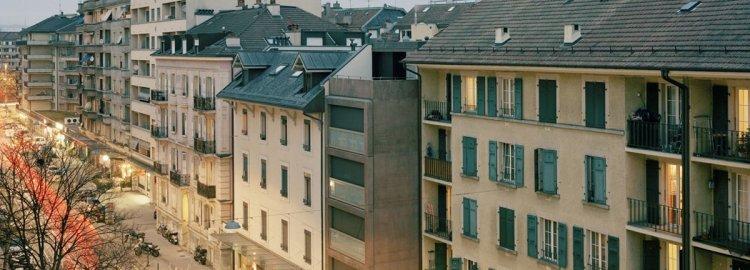 Immeubles Caroline Context