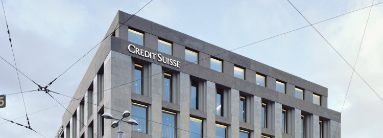 Transformation du Credit Suisse